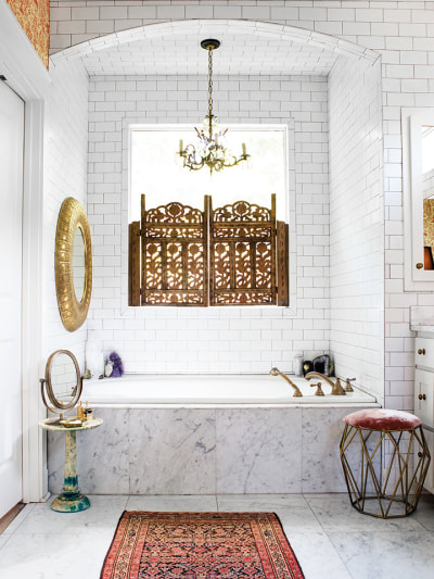 9 White Subway Tile Bathroom Ideas for Your Mood Boa