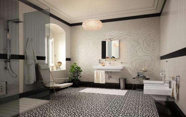 Bathroom Wall Tiles Decorative