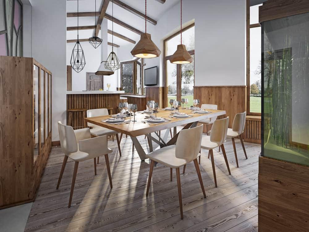 Beautiful Dining Room Pendant Light