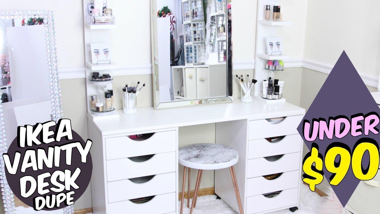 Bedroom Vanity Ikea