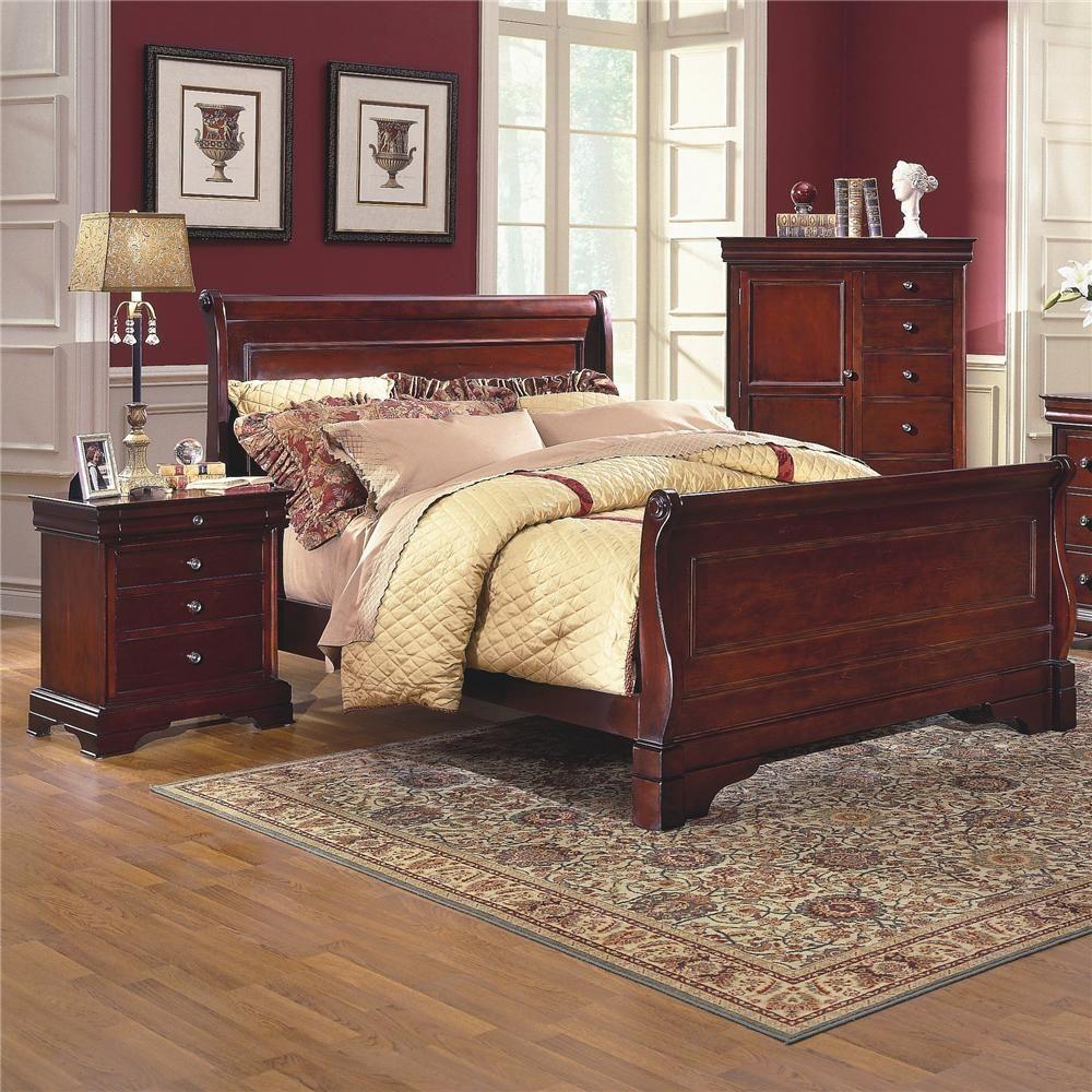 Best Queen Sleigh Bedroom Set