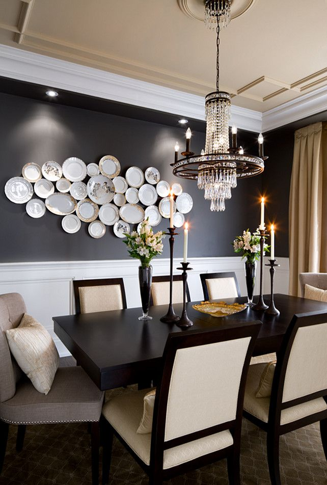Black Dining Room Set Ideas