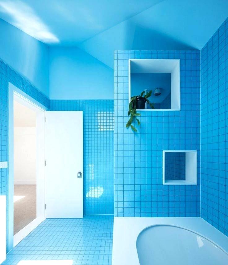 Blue Bathroom Tiles