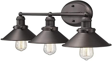 Bronze Bathroom Light Fixtures