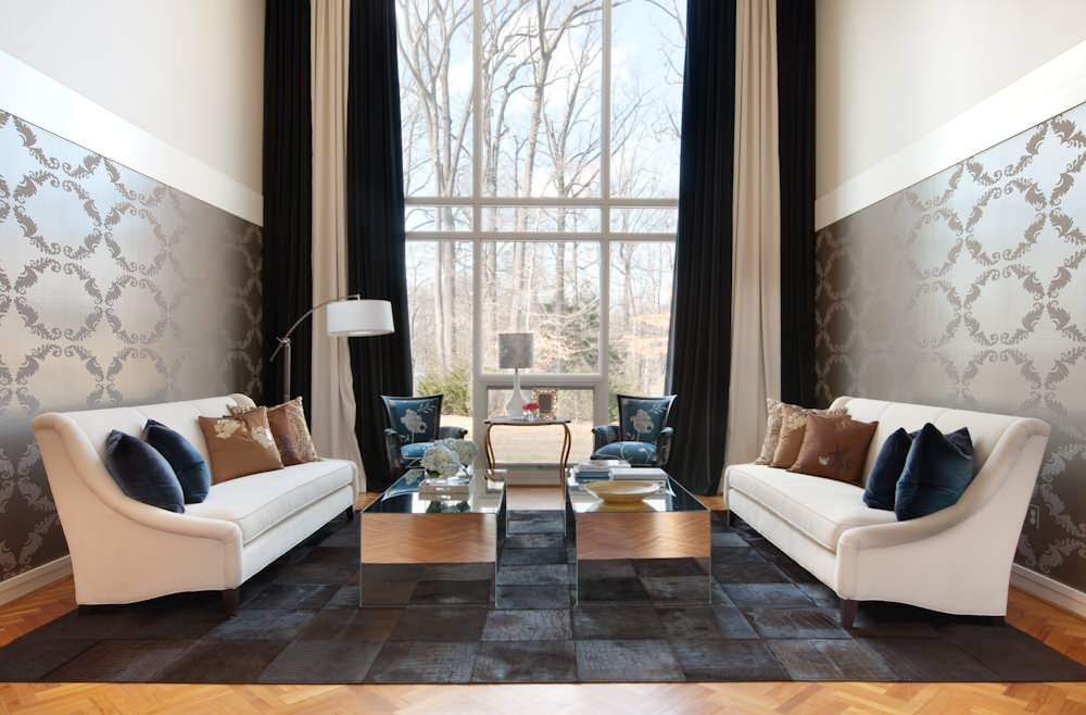 Curtains for Living Room Style