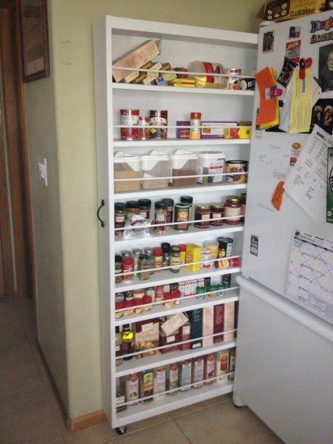 Good Kitchen Storage Cabinets