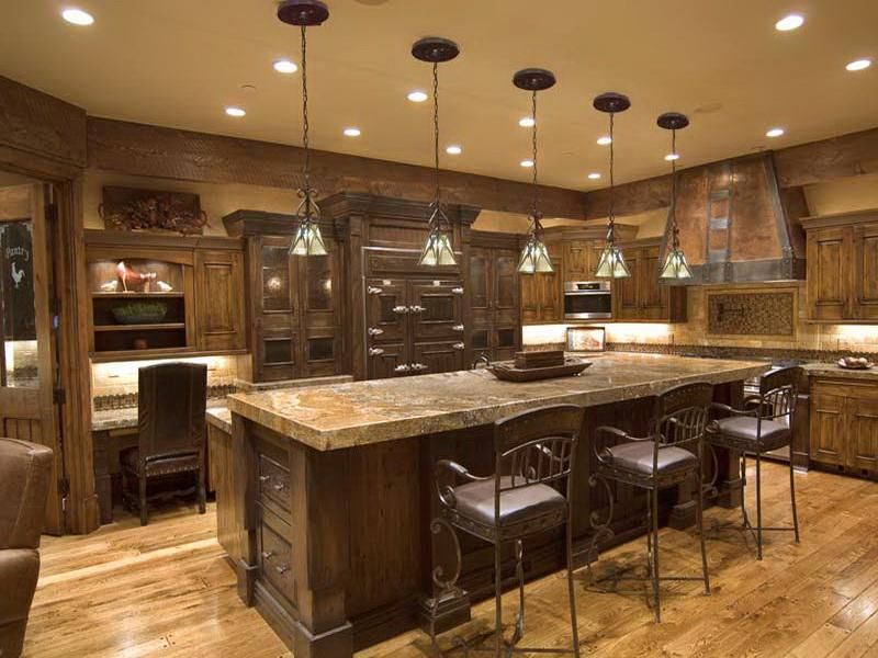 Kitchen Island Light Fixtures Ideas