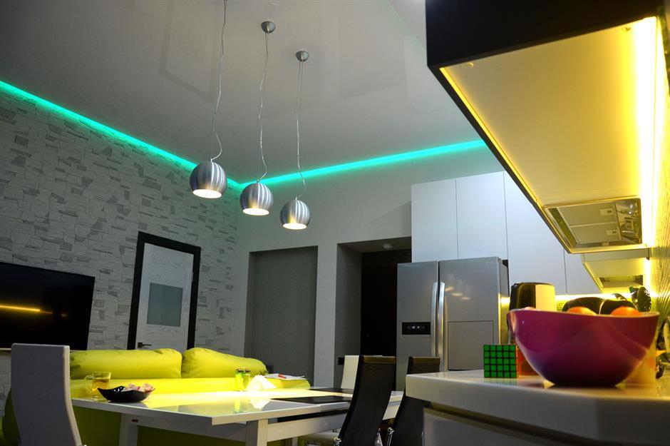 Led Living Room Lights