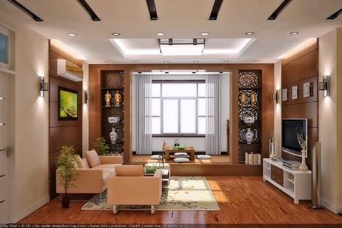 Living Room Ceiling Lighting Options