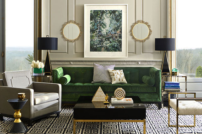 Luxury Small Living Room Furniture