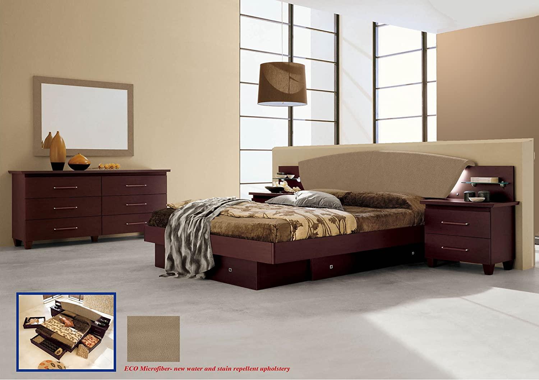 Modern King Size Bedroom Sets