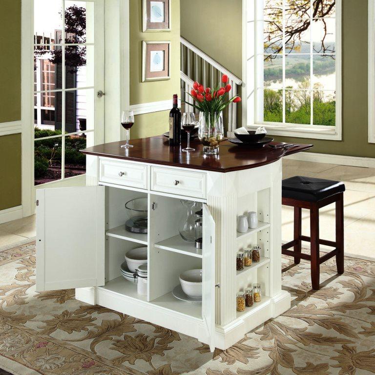 Movable Kitchen Island Design Ideas