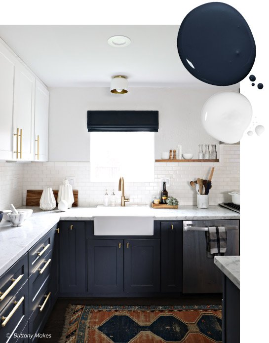 Paint For Kitchen Cabinets Ideas