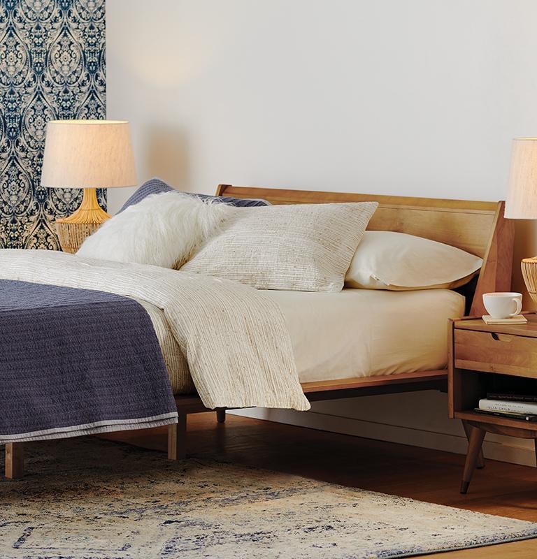 Platform Bedroom Sets King Wooden Ideas   Style