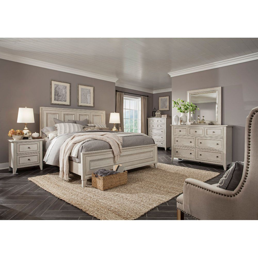 White King Bedroom Set